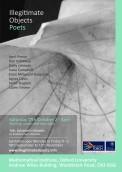 illegitimate objects poets invite